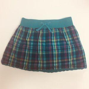 Faded Glory Girls Skirt